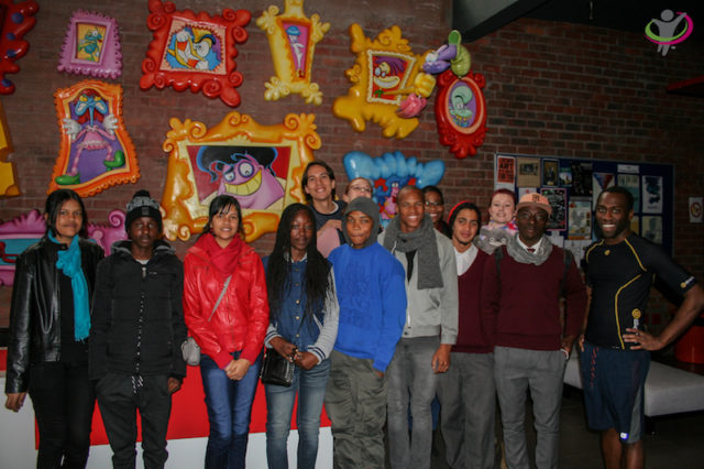 PASCAP & Animation SA @ The Animation School