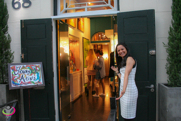 Young Artists Exhibition (#FirstThursday)