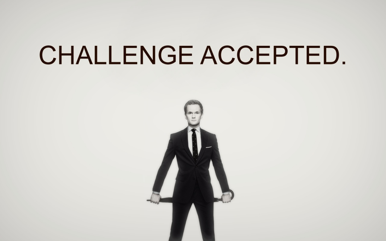Embrace the challenge and succeed